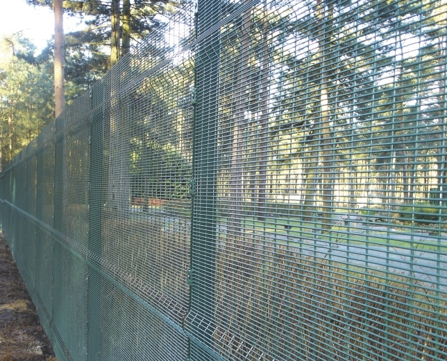 Steel Guard Fence - Steel and Pipes for Africa (Pty) Ltd