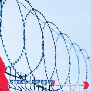 Fencing-Razor-Wire-Flat-wrap